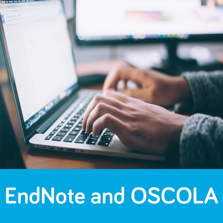 EndNote and OSCOLA
