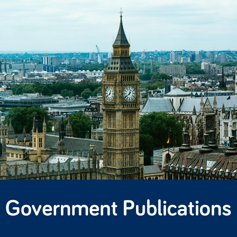 Government Publications Library Guide