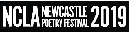 NCLA Newcastle Poetry Festival 2019 banner
