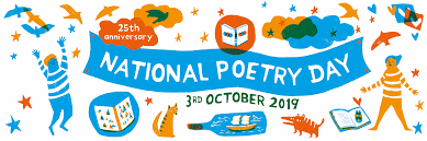 National Poetry Day Banner