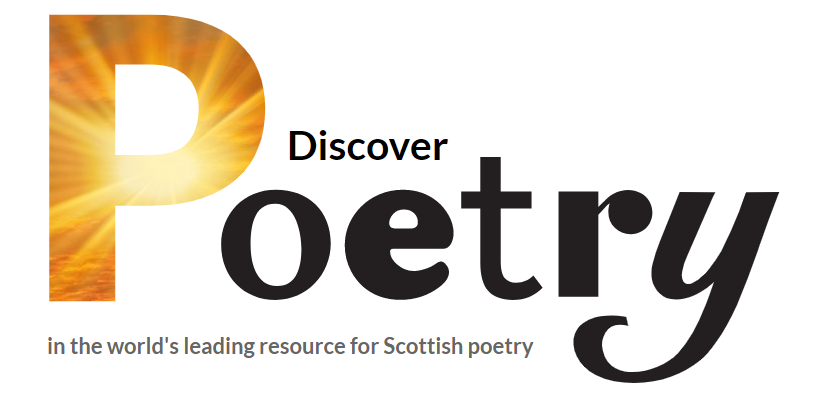Discover poetry banner