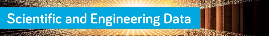Scientific and Engineering Data banner