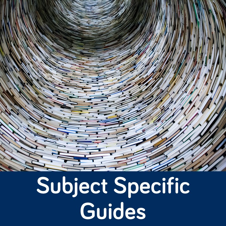 Subject guides link
