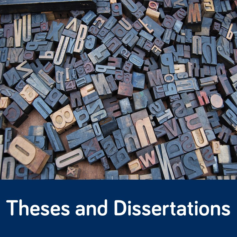 Theses and dissertations library guide