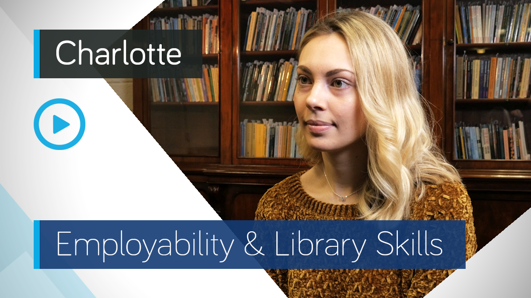 Employability & Library Skills Video - Charlotte
