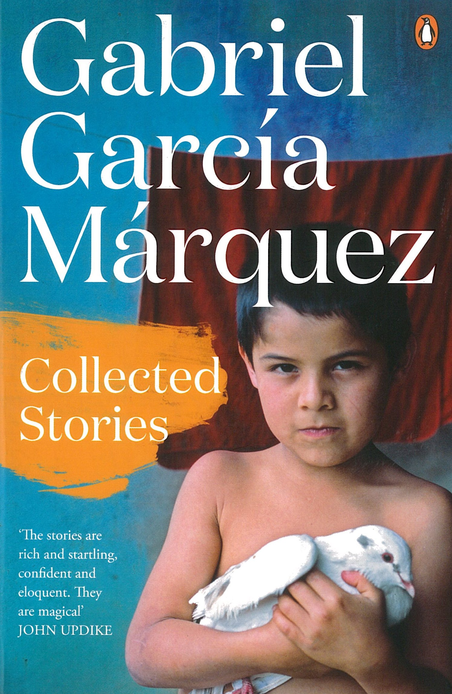Cover of 'Collected Stories' by Gabriel Garcia Marquez