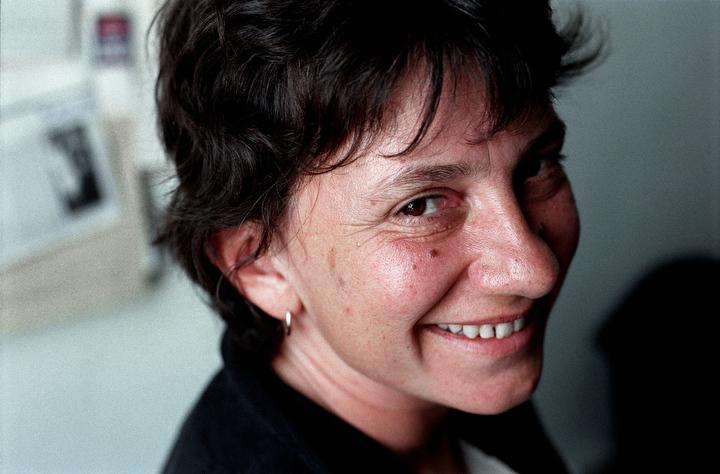 Photograph of Julia Darling