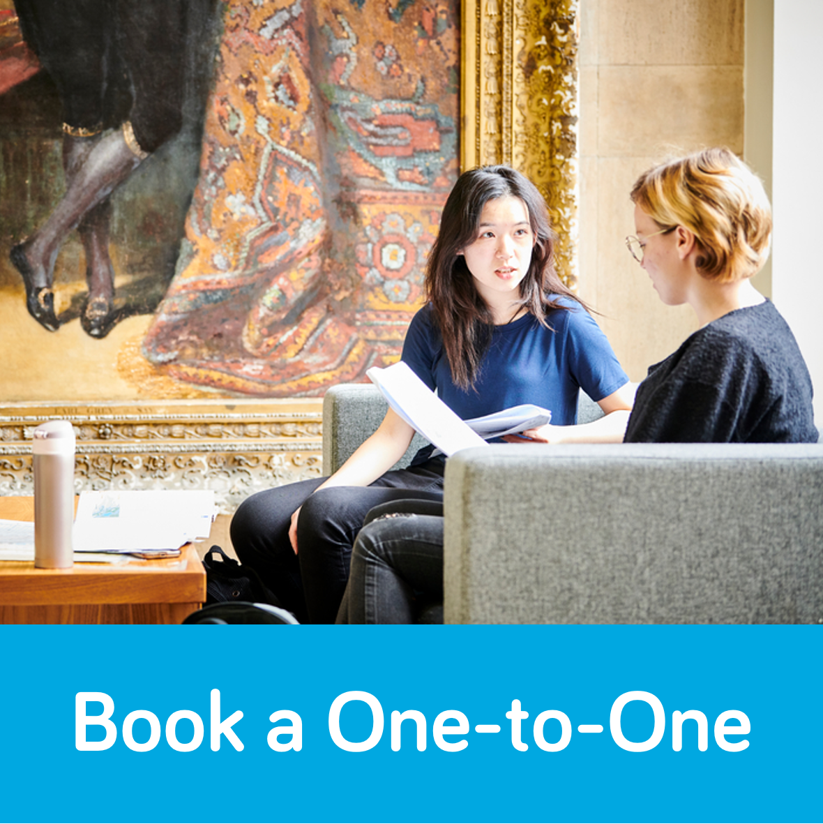 Book a one to one