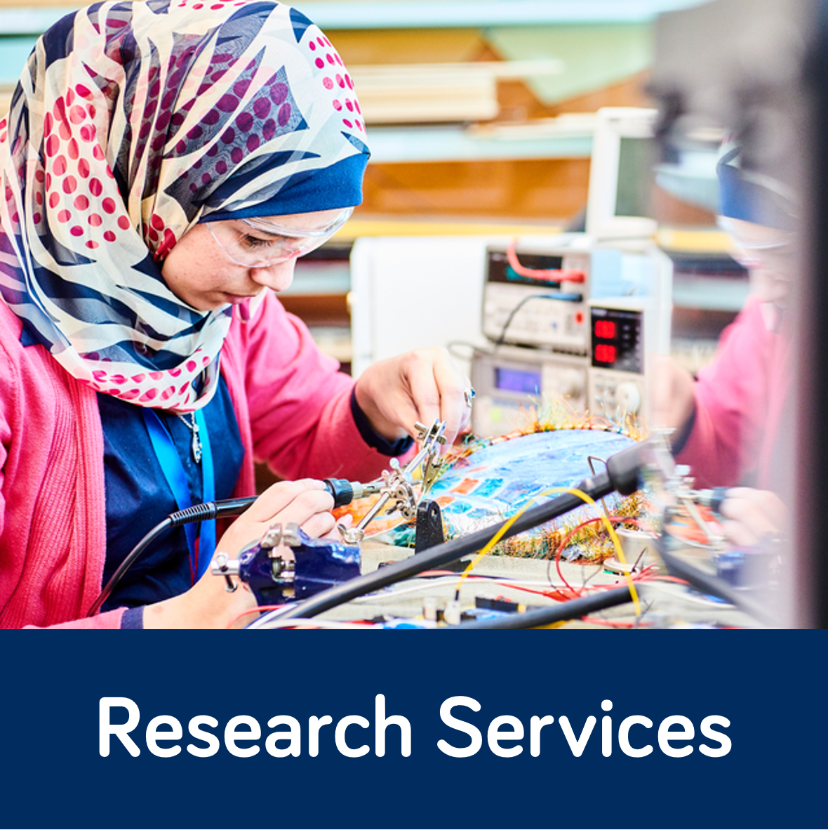 Research services image