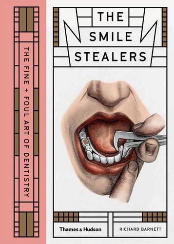 Cover of Richard Barnett - 'The Smile Stealers'