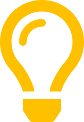 SearchStart lightbulb icon
