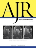 American journal of roentgenology cover image