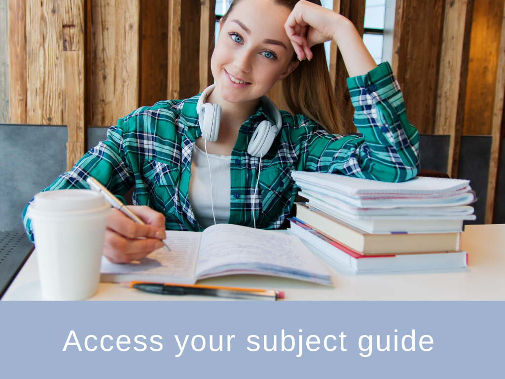 Access your subject guide