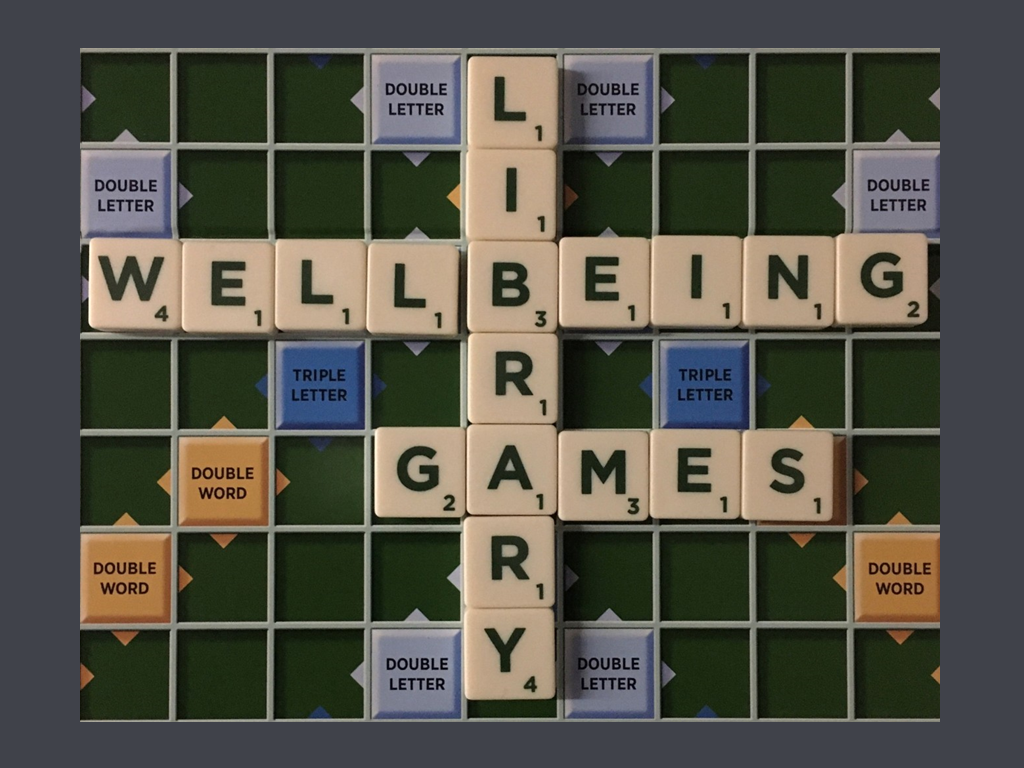 Wellbeing Library Games