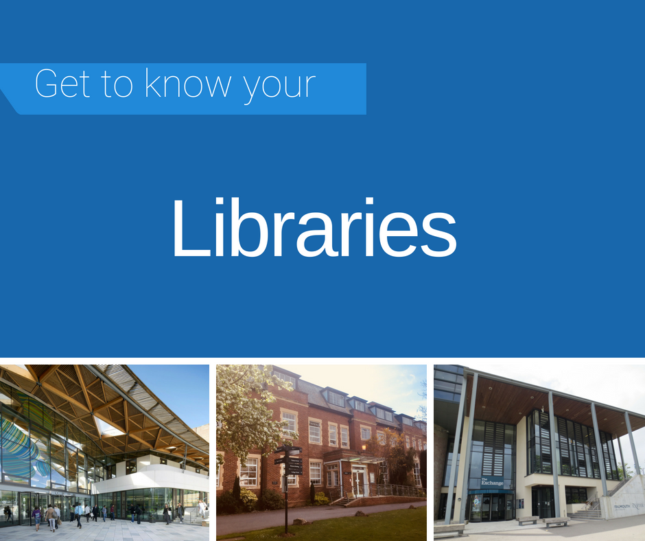 Get to know your libraries