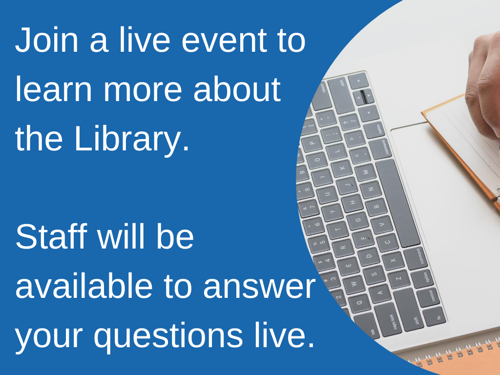 Library Q&A Live Teams Events