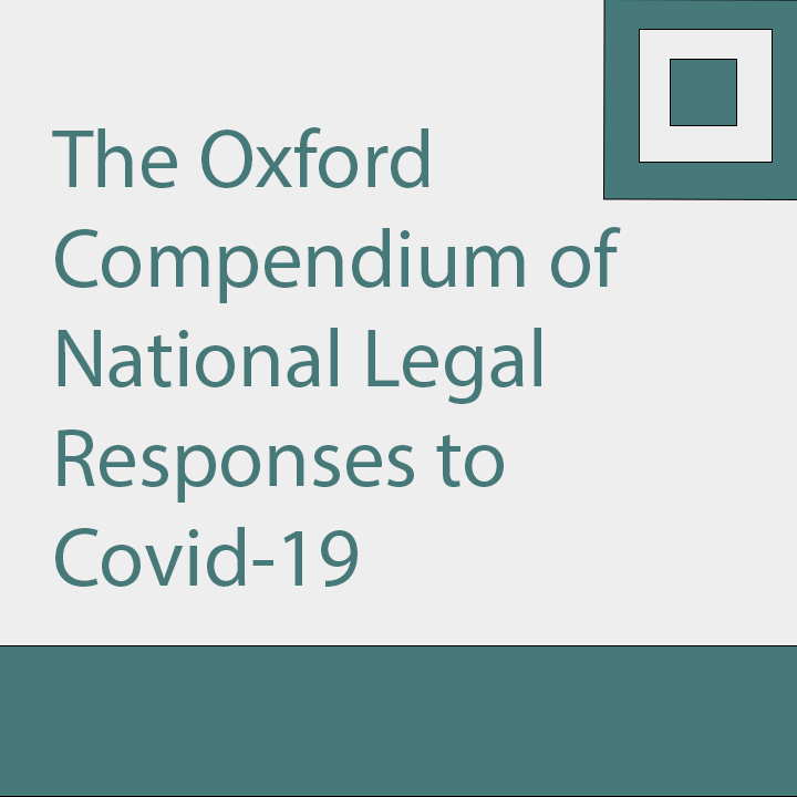 Oxford Compendium of National Legal Responses to Covid-19