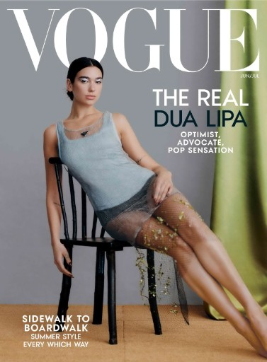 Read Vogue on Flipster