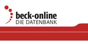 Beck-online: die Datenbank