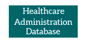Healthcare Administration Database