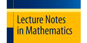 Lecture Notes in Mathematics