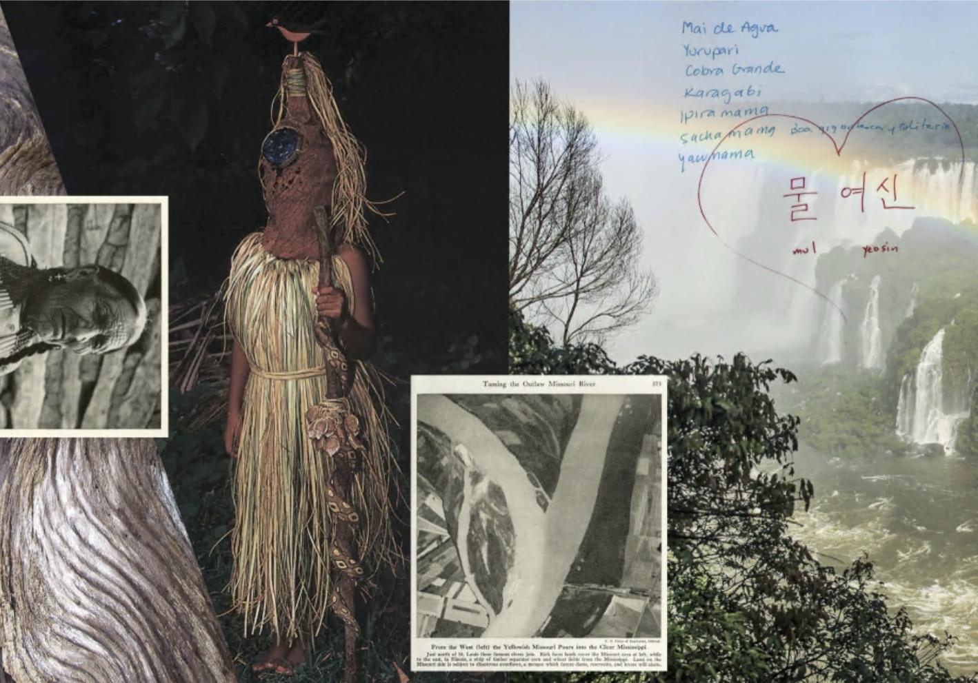 Carolina Caycedo 'Serpent River Book' 2017