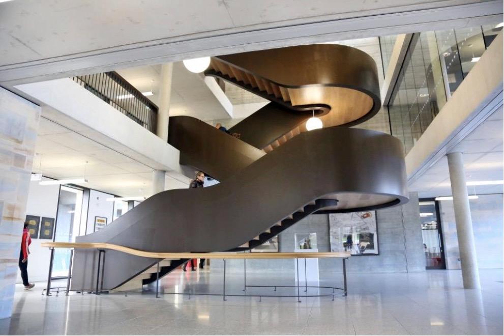 ESCALA Gallery at the Silberrad Student Centre