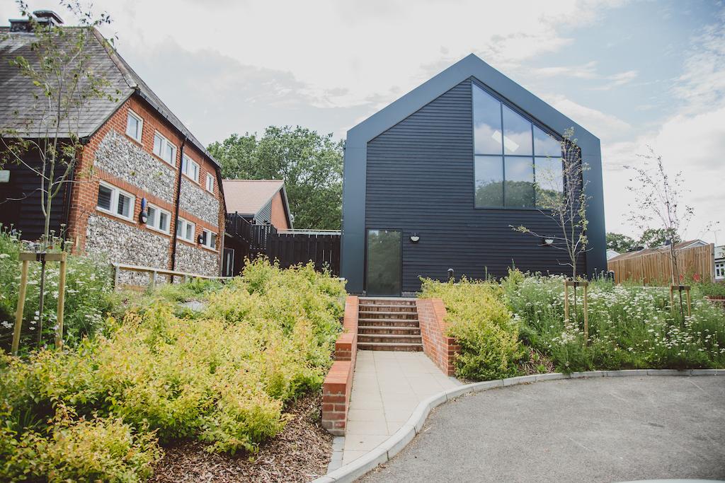 East 15, Loughton Campus, University of Essex