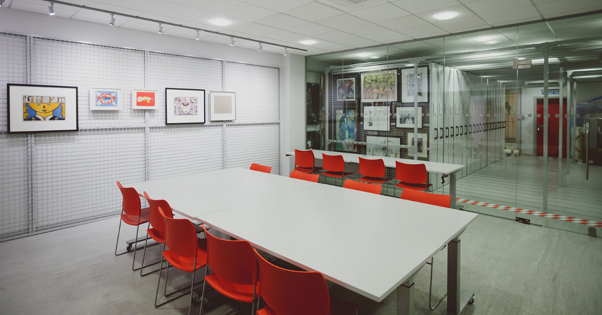 ESCALA Teaching and Research Space