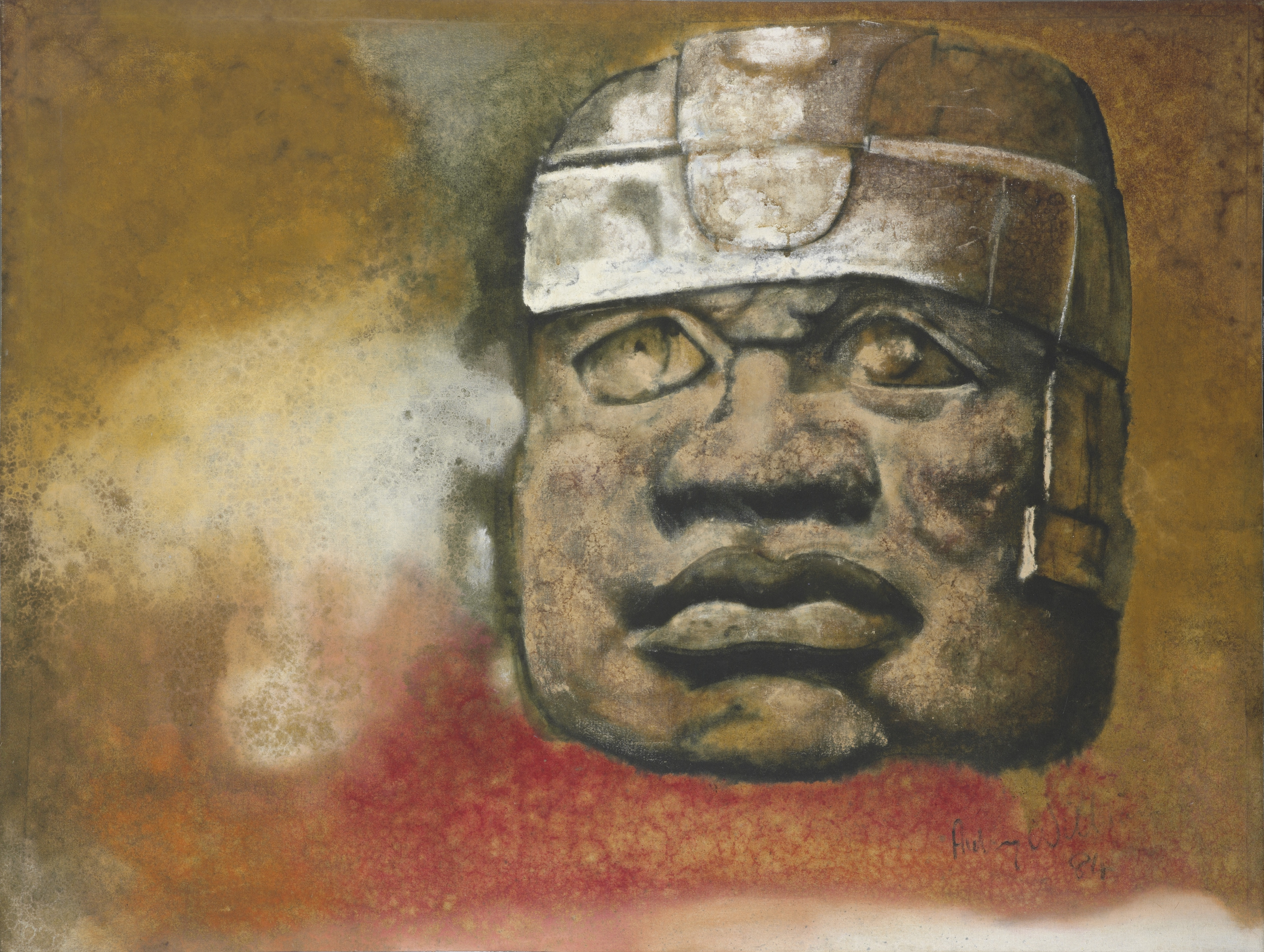 Aubrey Williams, Chatto III, 1984