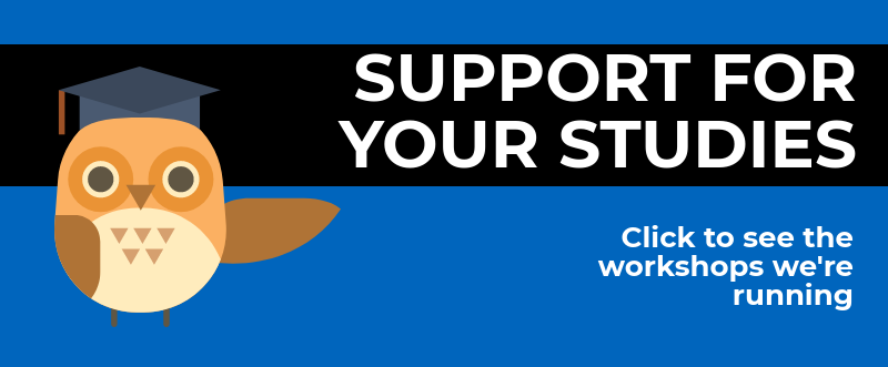 Support for your studies - Click for our full program