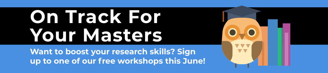 Want to boost your research skills? Sign up to one of our free workshops this June!