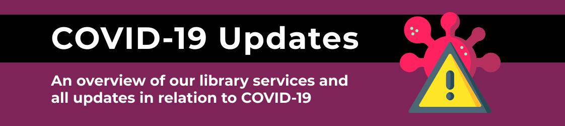 An overview of our services and all updates in relation to COVID-19