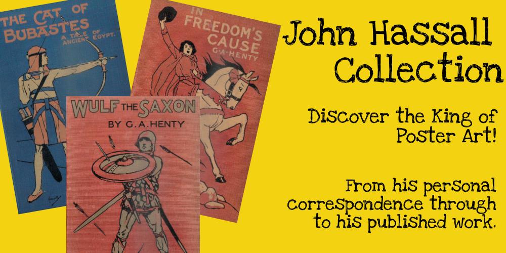 John Hassall Colleciton