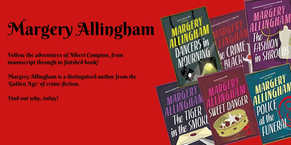 Margery Allingham Collection