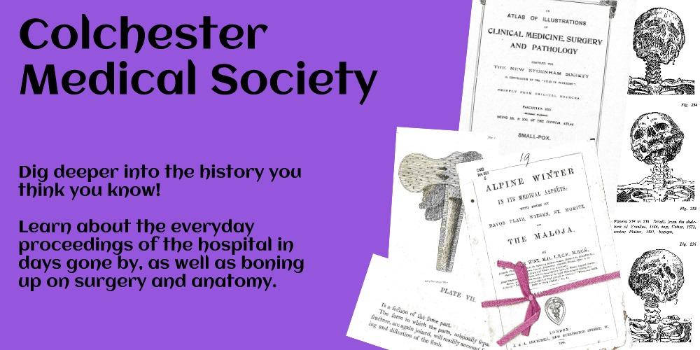 Colchester Medical Society