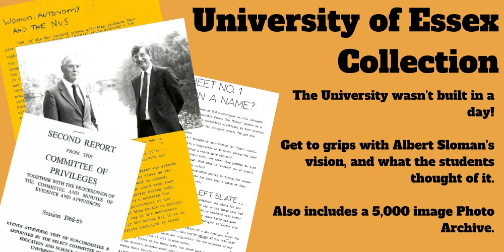 University of Essex Collection