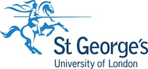 St George's University of London Logo