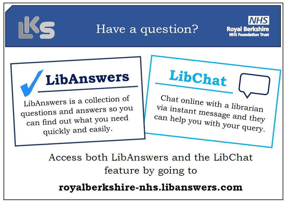 Lib Answers Advertising Postcard