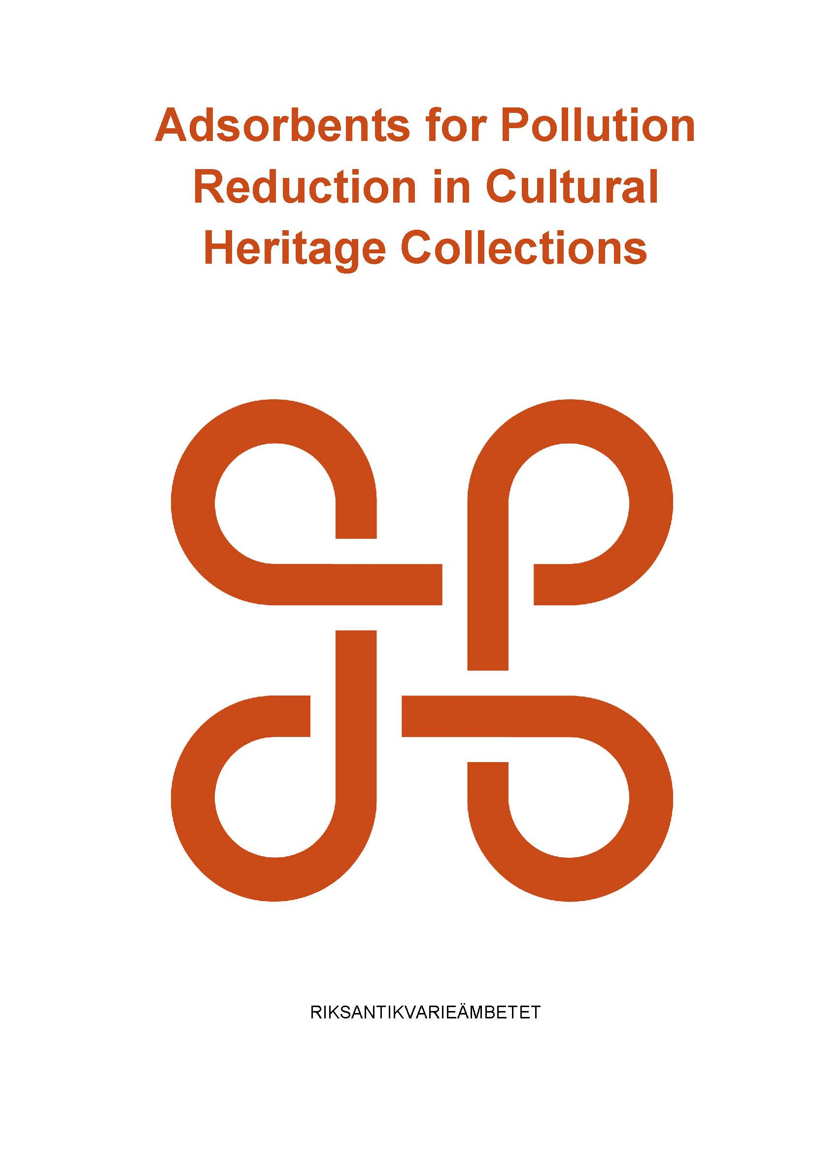 Adsorbents for Pollution Reduction in Cultural Heritage Collections