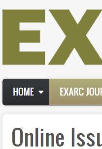Exarc journal. ÖPPEN TILLGÅNG