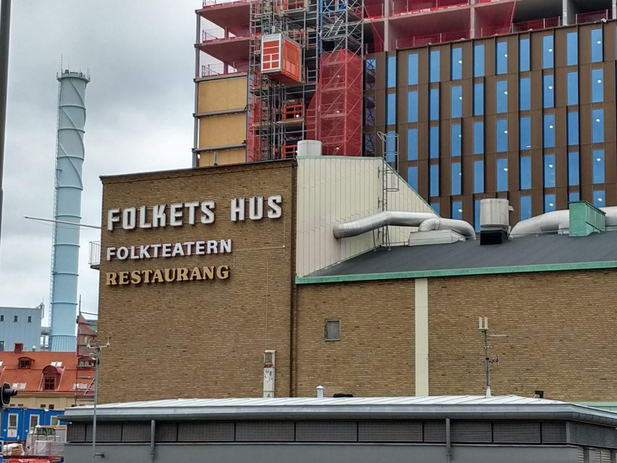 Folket hus i Göteborg