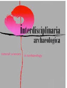Interdisciplinaria Archaeologica: natural sciences in archaeology. ÖPPEN TILLGÅNG