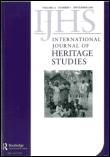 International Journal of Heritage Studies