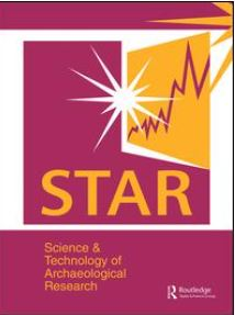 STAR: Science and technology of archaeological research. ÖPPEN TILLGÅNG