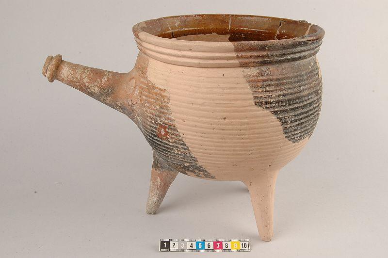Jydepotte, kärl i keramik