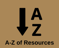 Link to A to Z of resources webpage