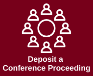Link to deposit a conference proceeding on Newman intranet