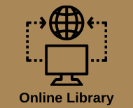 Link to library online library webpage