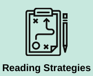 Link to library reading strategies webpage